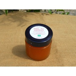 HONEY WITH SAFFRON 130G